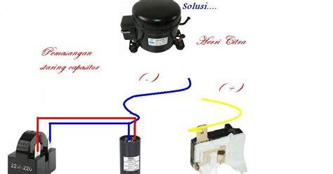 Kompresor Air Untuk Cuci Ac citra teknik cara mengatasi kompresor kulkas atau
