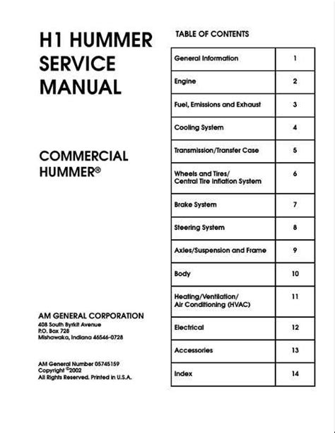 service repair manual free download 2006 hummer h1 head up display 2006 hummer h1 fuse box manual automotive fuse description chart automotive free engine