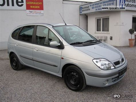 renault scenic 2002 automatic 2002 renault scenic 2 0 expression automatic leather