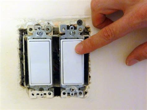 bathroom light fixture with on switch how to replace a bathroom light fixture how tos diy
