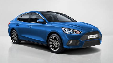Ford Focus Rs 2020 by 2020 Ford Focus Rs Imagined In Hatchback Sedan Station