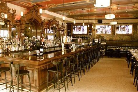Long Antique Bar   Picture of The Paris Cafe, New York City   TripAdvisor