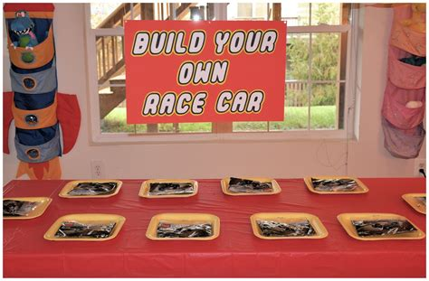 Cars Themed Birthday Games | homemaking fun a lego themed birthday party