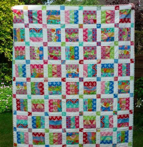 free printable strip quilt patterns beautiful strip quilt patterns save time