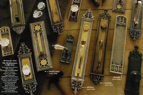 home decor hardware renaissance collection door hardware sets from brass accents