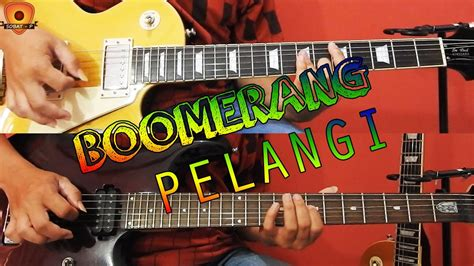 download video tutorial belajar gitar melodi tutorial belajar gitar melodi boomerang pelangi bagian