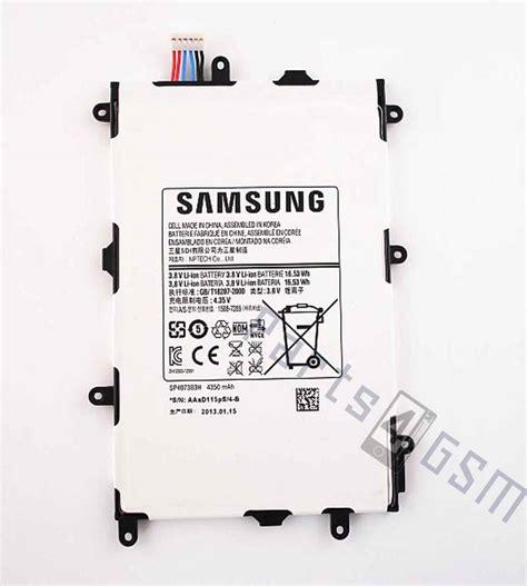Battery Tab Samsung Galaxy P3113p3310p6200p3100 samsung galaxy tab 4 10 1 t530 battery 4350mah parts4gsm