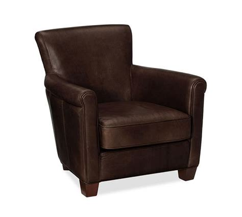 Irving Leather Armchair by Irving Leather Armchair