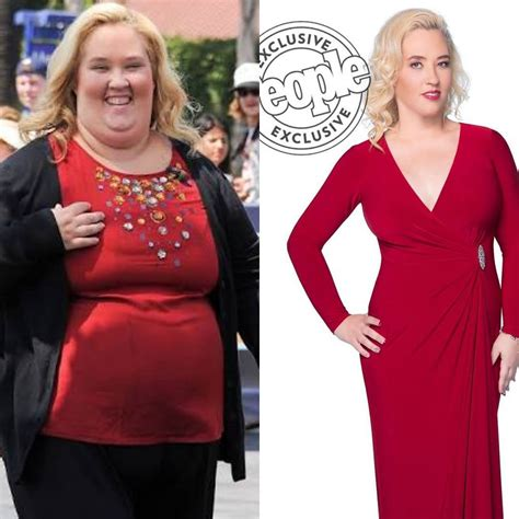 honey boo mama june weight loss us reality star honey boo boo s mamajune shows off her