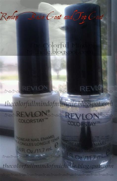 Revlon Base Coat revlon colorstay base coat discontinued reviews photos