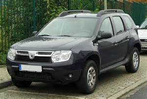 Renault And Dacia Dacia Duster