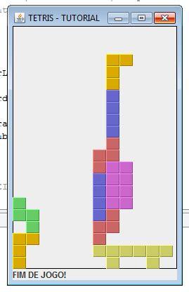 java tutorial tetris o papel di 225 rio tutorial java jogo tetris simples