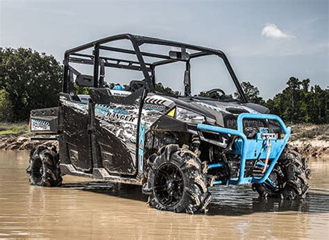 2018 polaris ranger crew xp 1000 eps high lifter edition