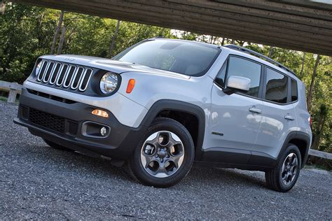 jeep renegade light blue 2015 jeep renegade driven review top speed