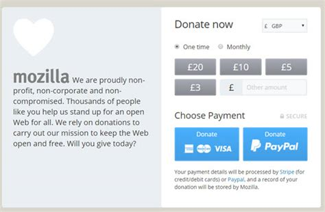 15 Donation Page Exles To Inspire Your Online Fundraising Paypal Donation Page Template