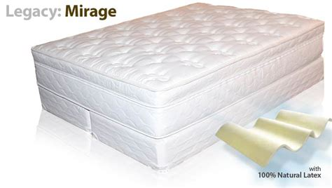 Best Waterbed Mattress Legacy Mirage Soft Side Waterbed Mattress