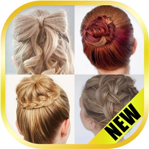 easy hairstyles app cute girls hairstyles steps amazon com au appstore for