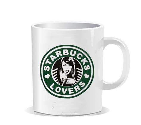 mug design for lovers taylor swift starbucks design for coffee mug funny coffee