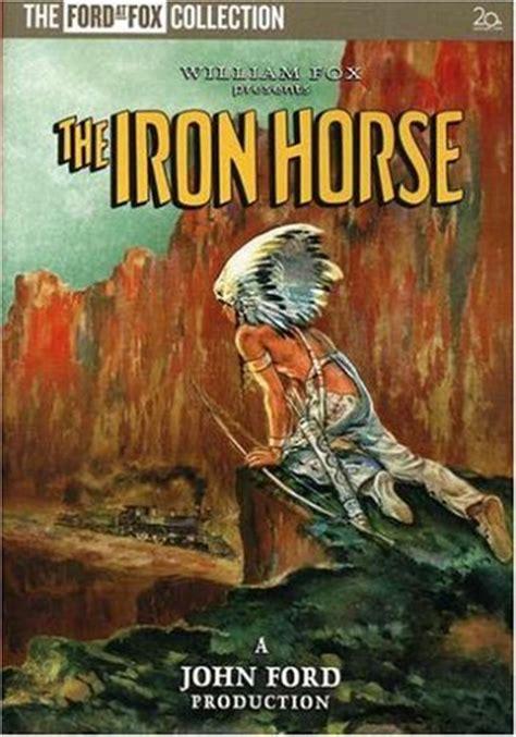 film cowboy iron horse the iron horse 1924 avaxhome