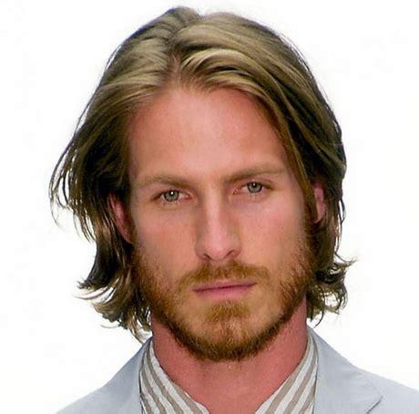 men medium length haircuts