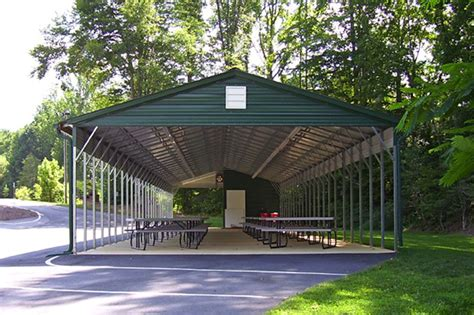Car Port Roofing by Array Of Carport Roofs Available Protect Your