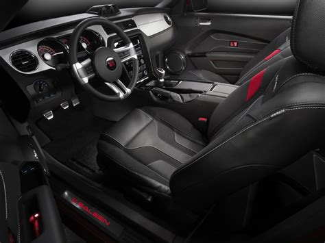 Saleen Interior by 2010 Saleen Ford Mustang S281 Interior 1280x960