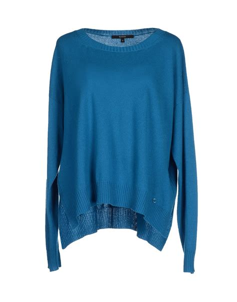 Jumper Bluefly 5 In 1 Kutung lyst gucci jumper in blue