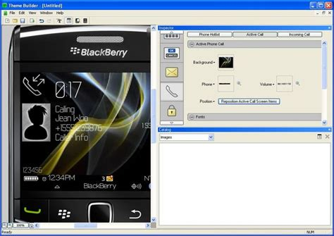 blackberry themes software blackberry theme studio blackberry download