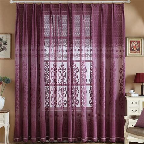 plum bedroom curtains beautiful plum pattered princess sheer curtains for girls