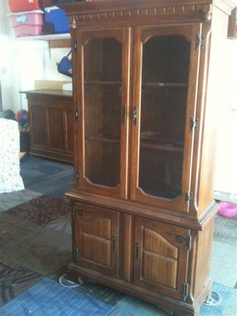 distressed china cabinet never a dull day distressed china cabinet