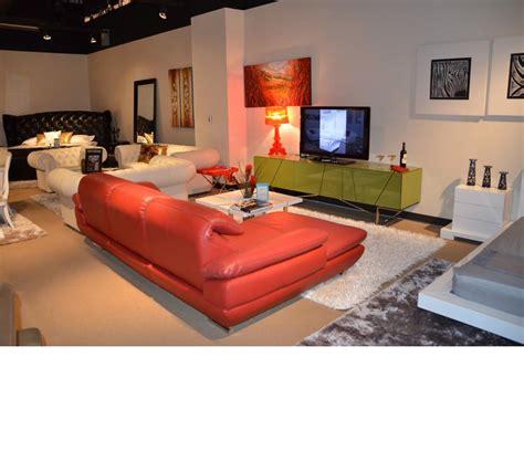 top grain leather sectional sofa dreamfurniture 575 italian top grain leather