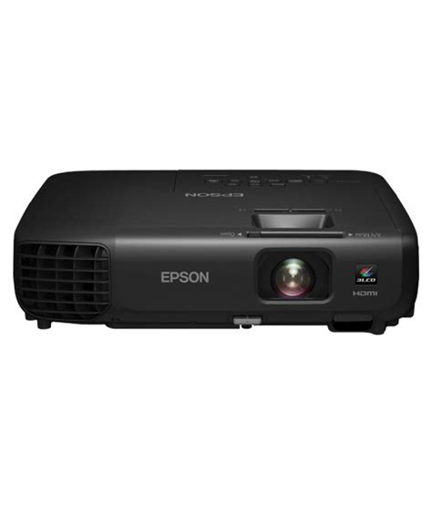 Led Projector Epson buy epson eb s03 lcd business projector 2700 lumens 1280