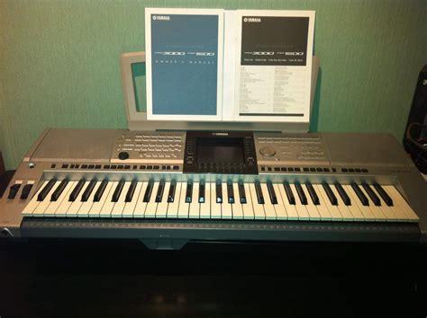 Keyboard Yamaha Psr 3000 yamaha psr 3000 image 172650 audiofanzine