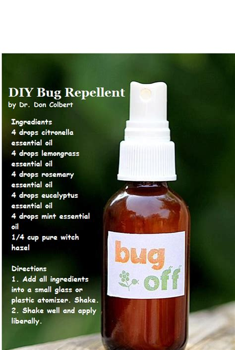 Lemongrass Essential Oil Bed Bugs