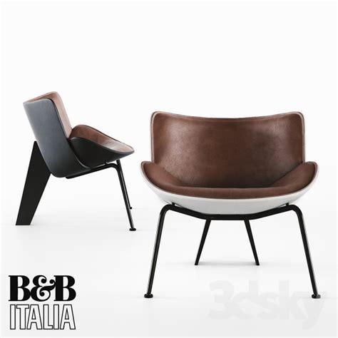 3d models arm chair armchair b b italia do maru