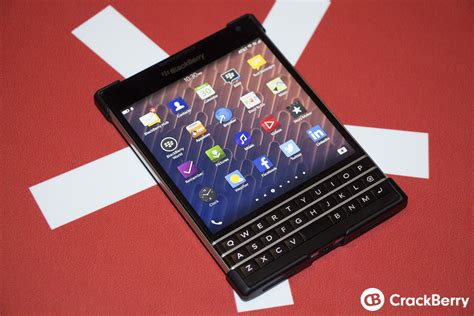 Blackberry Pasport Shel the blackberry shell adds and easy
