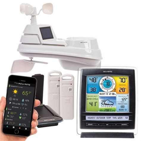 best home weather station reviews 2017 picks for