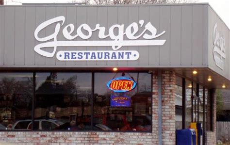 Rest Nears For Smith by George S Picture Of George S Restaurant Fort Smith
