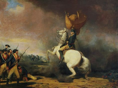 with pictures in battle of princeton