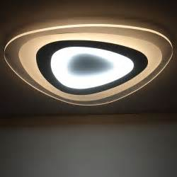 led ceiling lights remote living room bedroom modern led ceiling