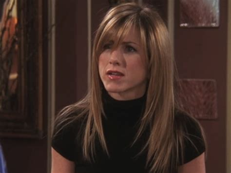 rachel seasons haircuts 13 moments on quot friends quot that made you cry crying hair