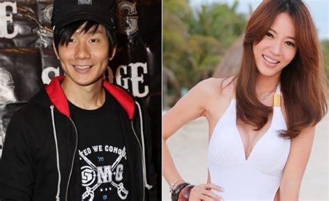 hong kong actress jj jj lin dates taiwanese actress after failing to court hebe