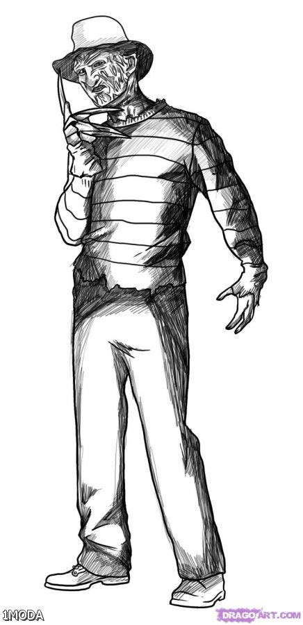 freddy krueger coloring pages 2015 2016 fashion trends