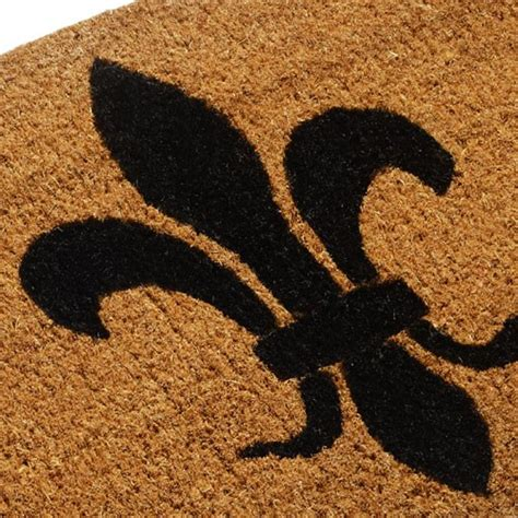 made to measure traditional doormat personalised