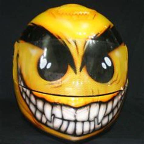 Helm Nhk Smile power rangers custom motorcycle helmet white ranger