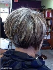 grey hair with highlights and low lights for transitioning to gray hair with lowlights design dark