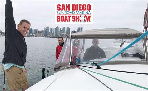 sunroad boat show west coast multihullswest coast multihulls - Boat Show West Coast