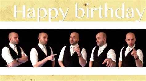 Download Mp3 Happy Birthday Nsync   happy birthday nsync a cappella youtube