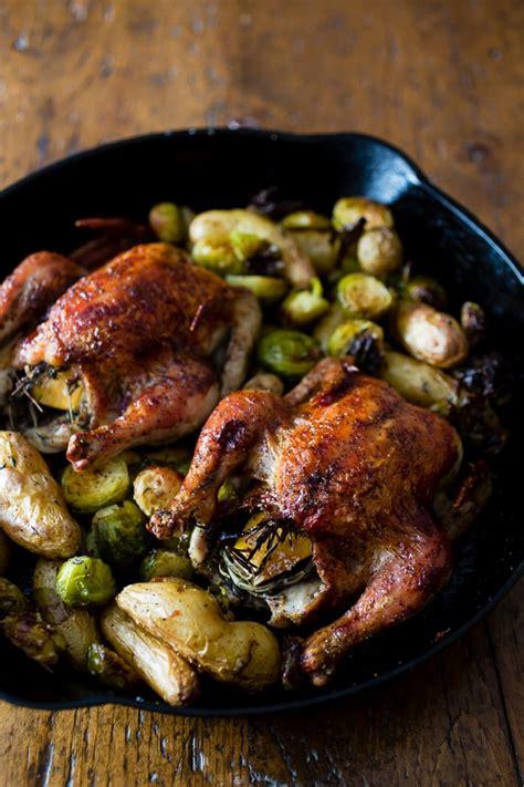 cranberry bbq sauce cornish hens nutmeg nanny