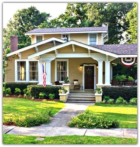 craftsman cottages 1925 craftsman bungalow decorating the home real or